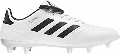 adidas Copa 18.3 Firm Ground Mens Football Boots - White