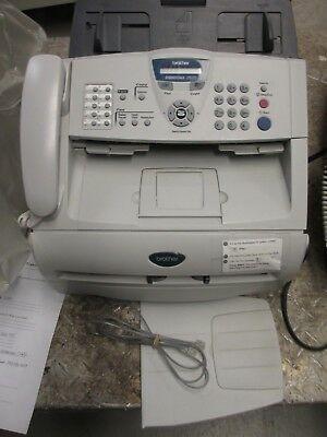 brothers fax machine 2820
