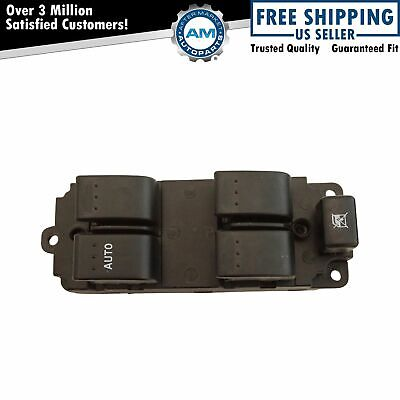 Master Power Window Switch LH Left Driver Front for 04-09 Mazda3 New