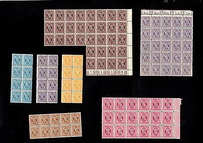 4771 Germany Deutschland Stamps Sheet Mint Never Hinged HCV VERY RARE $$$