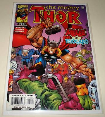 The Mighty THOR (Vol. 2) # 28 Marvel Comic (Oct 2000)   VFN