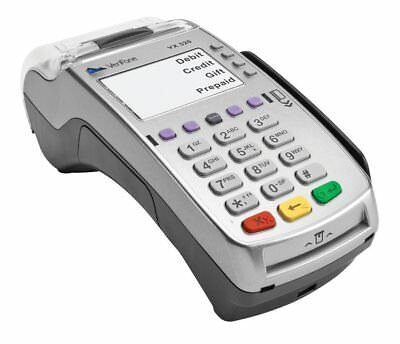 VeriFone VX 520 Dual Com 160 Mb Credit Card Machine, EMV Europay, MasterCard, or