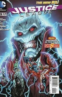 Justice League #9 (NM)`12 Johns/ Lee (Variant)