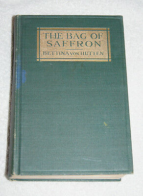 The Bag of Saffron by Bettina von Hutten (1918) illustrated