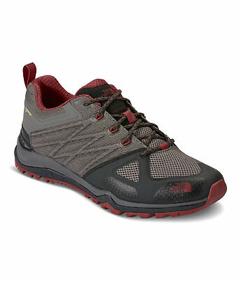 The North Face Mens Ultra Fastpack II Goretex Hiking Shoes -Grey
