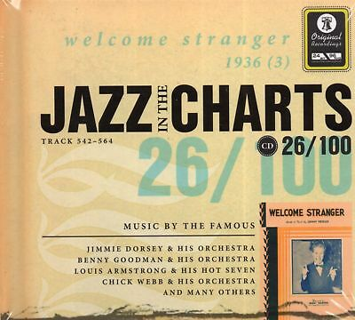 Jazz In The Charts 26 (1936) Louis Armstrong/Chick Webb/Bunny Berigan/Andy Kirk