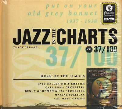 Jazz In The Charts 37 (1937-38) Fats Waller/Casa Loma/Benny Goodman/Artie Shaw