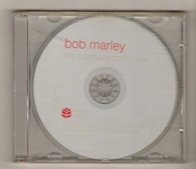 (HX618) Bob Marley, The Ultimate Collection - CD 1 only - 2007 CD