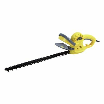 Challenge Corded Hedge Trimmer - 550W - Free 90 Day Guarantee