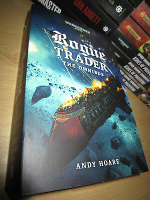 Andy Hoare ROGUE TRADER The Omnibus Pb MINT Warhammer 40K