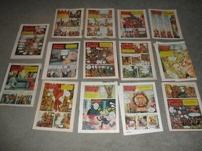 LITTLE ANNIE FANNY-14 Original Comic Pull-Outs