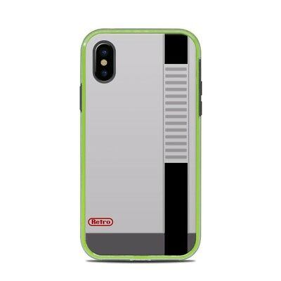 Skin for LifeProof SLAM iPhone X - Retro Horizontal - Sticker Decal