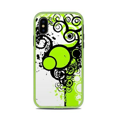Skin for LifeProof SLAM iPhone X - Simply Green - Sticker Decal
