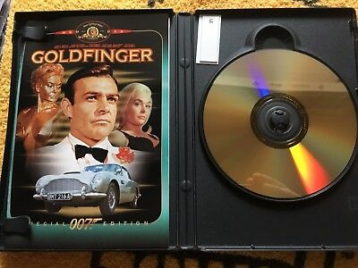 Goldfinger (DVD, 1999, Special Edition)
