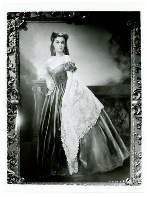 GONE WITH THE WIND movie photo lot of 2