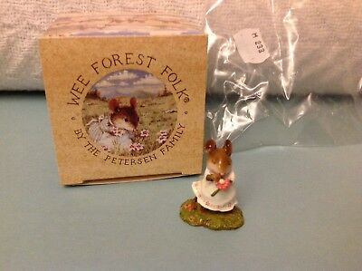Wee Forest Folk M-233 Loves Me, new in box