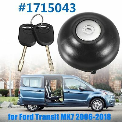 Locking Fuel Cap Petrol With Two Keys For Ford Transit MK7 2006-2018