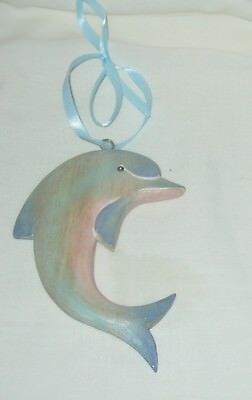 Dolphin Hanging Ornament