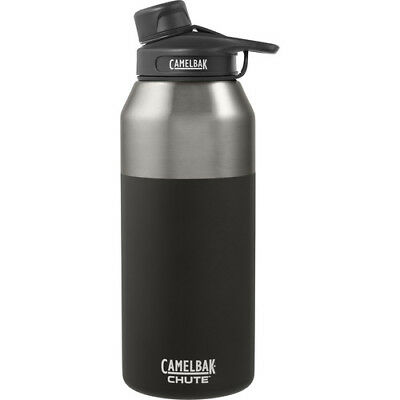 Camelbak Chute Vacuum Insulated Stainless 40oz Bottle - Jet (DC'd)