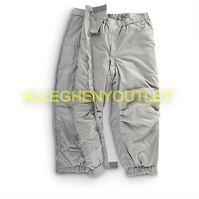 US Army Gen III Level 7 Primaloft PANTS Exteme Cold Weather TROUSERS ECW M/R NEW