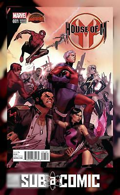 HOUSE OF M #1 MOLINA PROMO VARIANT (MARVEL 2015 1st Print) COMIC