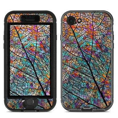 Skin for LifeProof NUUD iPhone 7/8 - Stained Aspen - Sticker Decal