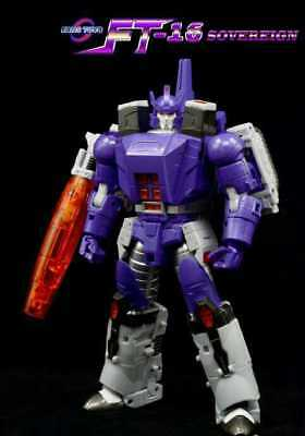 Transformers FansToys FT-16 Sovereign MP Galvatron in Stock