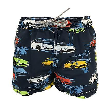 MC2 SAINT BARTH Speedycar Bambino JEAN Blu Costume Primavera/Estate