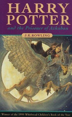 Harry Potter 3 and the Prisoner of Azkaban von Rowling, Jo... | Buch | gebraucht