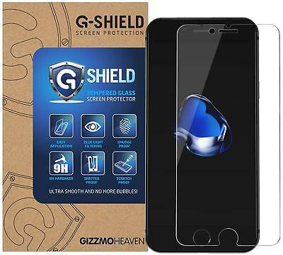 G-Shield® Genuine Tempered Glass Screen Protector For Apple iPhone 7 / iPhone 8