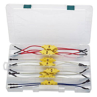 Set Tester Relè di Professionale Expert Relay Test Lead Kit (13 piece)