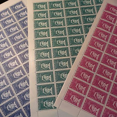 Morocco Morocco N°393/395 Sheet Sheet 50 Neuf Luxe Mnh Value