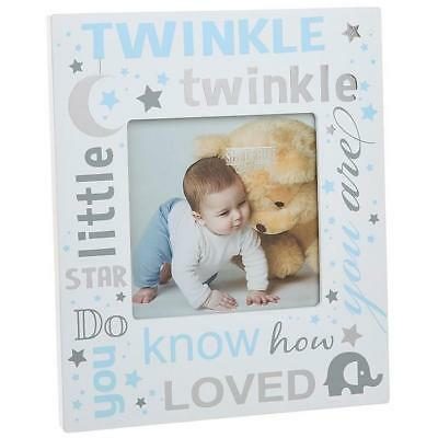 Baby sentiment Hanging plaque Twinkle Twinkle Little Star CG1423