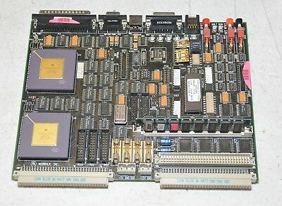 Motorola M68360QUADS VME Development Board Evaluation Platform