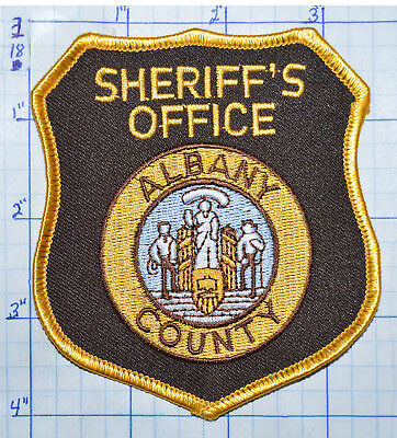 Wyoming, Albany County Sheriff's Office Patch