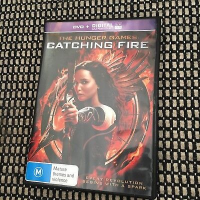 The Hunger Games, Catching Fire Dvd