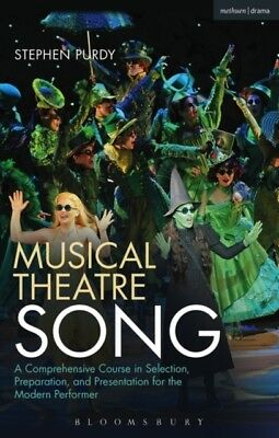 Musical Theatre Song (Performance Books) (Paperback), Purdy, Step...
