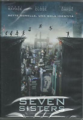 Seven sisters (2017) DVD