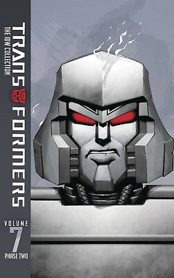TRANSFORMERS: THE IDW COLLECTION PHASE TWO VOL #7 HARDCOVER Sci Fi Comics HC NEW