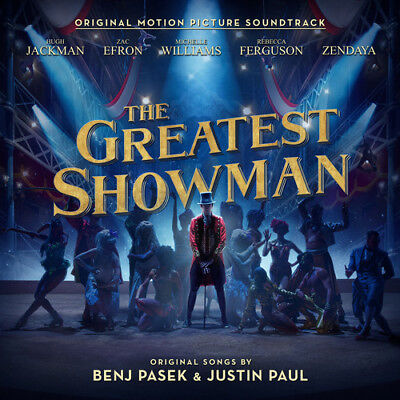 Various Artists The Greatest Showman New Vinyl LP Album