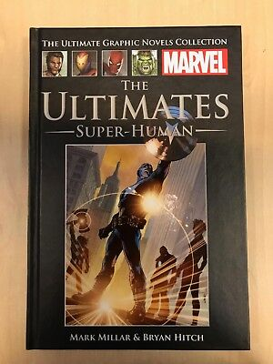 MARVEL ULTIMATE GRAPHIC NOVEL COLLECTION -  Issue 4 - Ultimates Super-Human