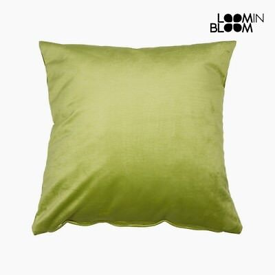 B-S0107209 Cuscino Poliestere Pistacchio (45 X 45 X 10 Cm) By Loom In Bloom