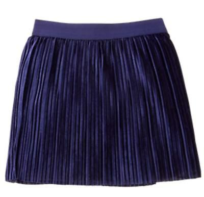 Gymboree Nwt Winter Star Girls Blue Holiday Skirt Pleated S 5 6