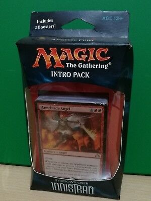 Magic The Gathering Shadows over Innistrad Deck / Mazo: Angelic Fury