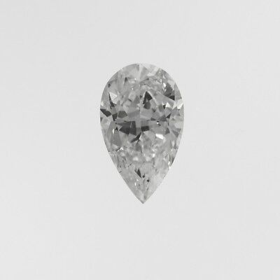 0.90 Carat Weight Pear Shaped EGL Loose Diamond - G Color SI1 Clarity #O10182