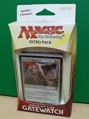 Magic The Gathering Oath of the Gatewatch Deck / Mazo: Desperate Stand