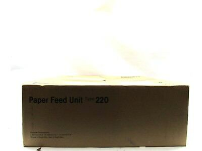 New Sealed Ricoh FAX 2210L Paper Feed Unit Type 220 Model H238-57 EDP 430500