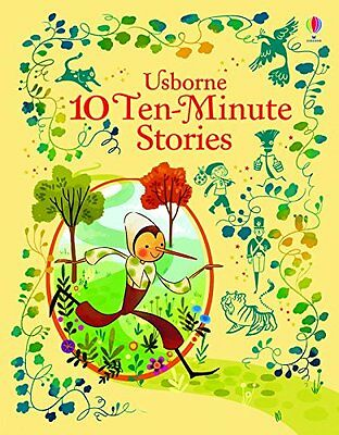 10 Ten-Minute Stories (Illustrated Story Collections) New Hardcover Book Various