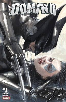 Domino #1 Gabriele Dell'otto Trade Variant Limited To 3000 Marvel Nm
