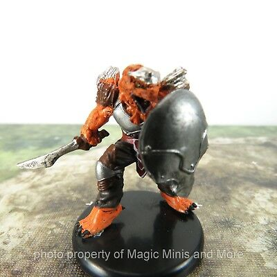 W1 Dragonborn Male Fighter ~ Ships 8//7 D/&D Icons of the Realms Premium Figures